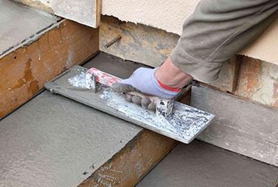 бетон монтаж